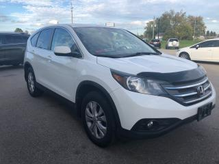 Used 2012 Honda CR-V EX for sale in Tillsonburg, ON