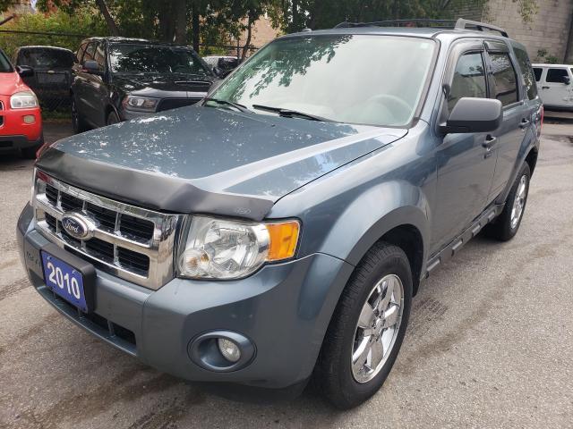 2010 Ford Escape XLT/4WD/BLUETOOTH/USB/AUX INPUT/CHROME WHEELS/V6