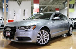 Used 2012 Audi A6 3.0 Premium - NAVI|SUNROOF|HEATEDSEATS|WINTERSET for sale in North York, ON