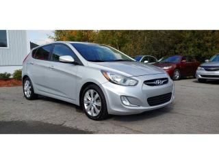 Used 2013 Hyundai Accent GLS for sale in St-Jérôme, QC
