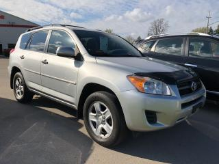 Used 2010 Toyota RAV4 BASE for sale in Tillsonburg, ON