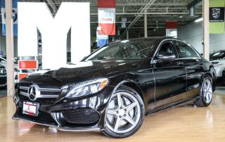 Used 2016 Mercedes-Benz C-Class C300 - AMG|BURMESTER|NAVI|BACKUP|PANO for sale in North York, ON