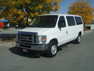 Used 2010 Ford E350 XLT   12 PASSENGER for sale in York, ON