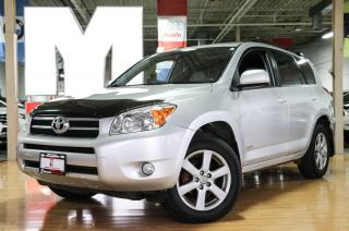 Used 2006 Toyota RAV4 Limited - SUNROOF POWERSEATS ALLOYS for sale in North York, ON