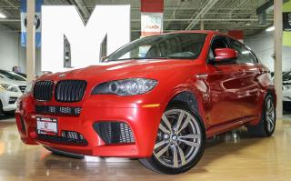 Used 2011 BMW X6 M - HEADSUP|NAVI|BACKUP|SUNROOF for sale in North York, ON
