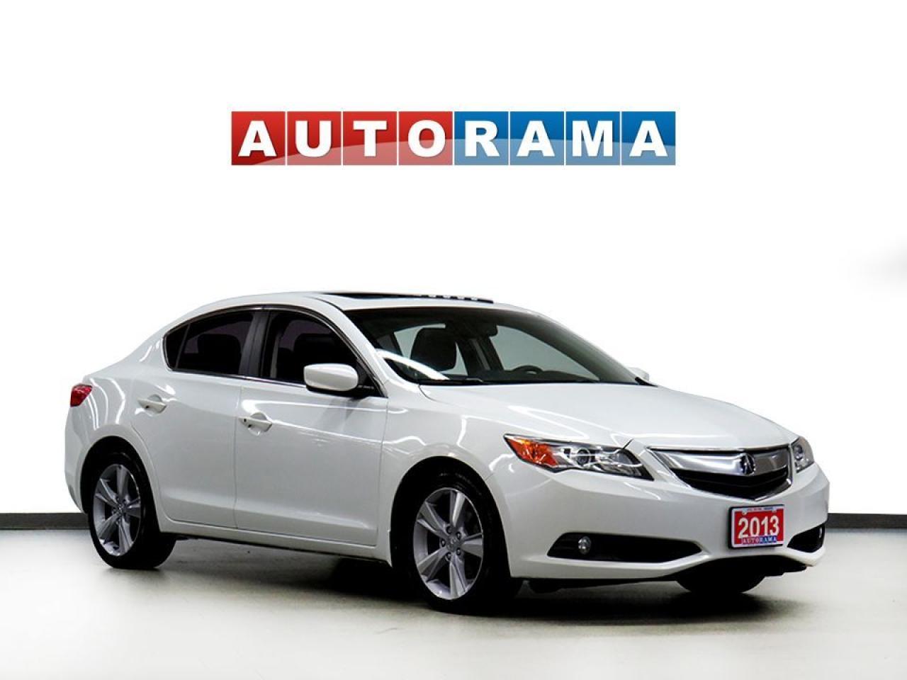 2013 Acura ILX TECH PKG NAVIGATION LEATHER SUNROOF BACKUP CAM