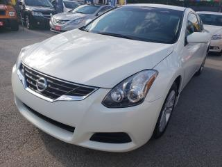 Used 2013 Nissan Altima Back-up camera/Bluetooth/Leather/Roof/Must See!!! for sale in Scarborough, ON