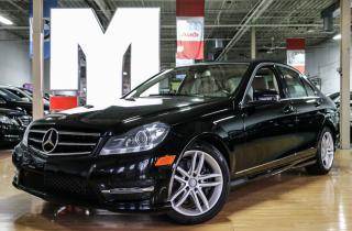 Used 2014 Mercedes-Benz C-Class C300 - NAVI|BACKUP|SUNROOF|BLINDSPOT for sale in North York, ON