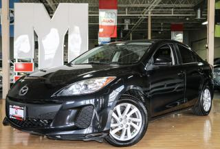 Used 2012 Mazda MAZDA3 GX - ONE OWNER|BLUETOOH|ALLOYS|CERTIFIED for sale in North York, ON