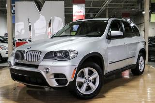 Used 2012 BMW X5 DIESEL - NAVI|BACK UP|PANORAMIC ROOF for sale in North York, ON