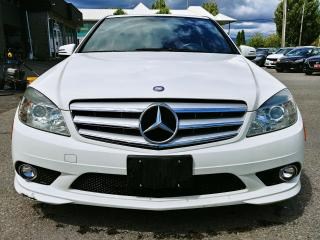 Used 2010 Mercedes-Benz C250 NO ACCIDENTS, for sale in Surrey, BC