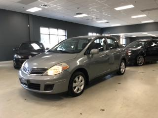 Used 2007 Nissan Versa SL*AUTOMATIC*NO ACCIDENTS*LOW KM* for sale in North York, ON