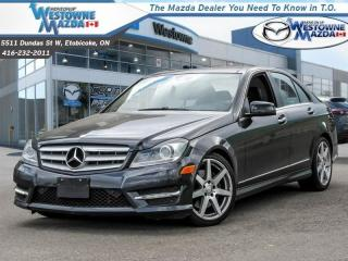Used 2013 Mercedes-Benz C-Class C350 for sale in Toronto, ON
