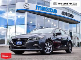 Used 2015 Mazda MAZDA3 GX,1.%FINANCEAVAILABLE,ONEOWNER,NOACCIDENTS for sale in Mississauga, ON