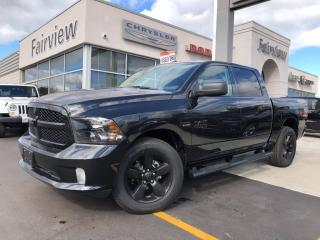 Used 2018 RAM 1500 Black out Package   Hitch   Camera for sale in Burlington, ON