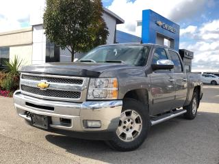 Used 2012 Chevrolet Silverado 1500 LT for sale in Barrie, ON