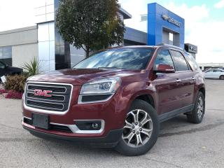 Used 2015 GMC Acadia SLT for sale in Barrie, ON