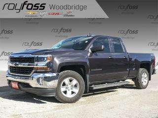 Used 2016 Chevrolet Silverado 1500 LT w/1LT NAV, ALLOYS for sale in Woodbridge, ON