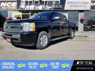 Used 2010 Chevrolet Silverado 1500 LT ** Crew Cab, Factory Remote Start, 4.8L V8 ** for sale in Bowmanville, ON
