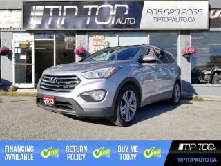 Used 2013 Hyundai Santa Fe XL Limited ** AWD, Nav, Leather, 6 Passenger ** for sale in Bowmanville, ON