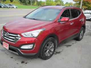 Used 2013 Hyundai Santa Fe Sport 2.0 AWD for sale in Brockville, ON