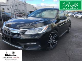 Used 2016 Honda Accord Touring-Pristine condition for sale in North York, ON