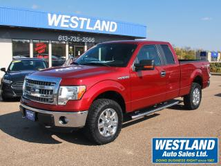 Used 2013 Ford F-150 XTR SUPERCAB 4X4 for sale in Pembroke, ON