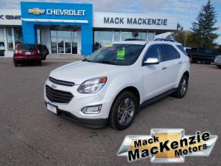 Used 2017 Chevrolet Equinox Premier AWD for sale in Renfrew, ON