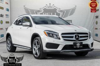 Used 2015 Mercedes-Benz GLA 250 4 MATIC AMG PGK NAVIGATION LEATHER BACK-UP CAMERA for sale in Toronto, ON
