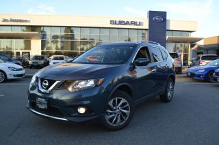 Used 2014 Nissan Rogue SL AWD - Navigation/38,000 Kms for sale in Port Coquitlam, BC