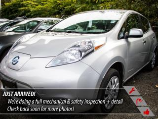 Used 2015 Nissan Leaf S HOV access for sale in Port Moody, BC