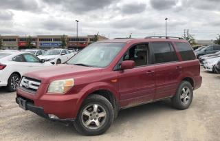 Used 2006 Honda Pilot EX-L, LEATHER, SUNROOF! for sale in Brampton, ON
