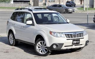 Used 2011 Subaru Forester for sale in Scarborough, ON