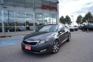 Used 2013 Kia Optima EX Luxury at for sale in Pickering, ON
