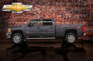 Used 2011 Chevrolet Silverado 2500 HD LTZ for sale in Red Deer, AB