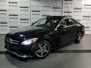 Used 2015 Mercedes-Benz C 300 4MATIC Sedan for sale in Calgary, AB