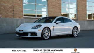 Used 2017 Porsche Panamera 4S for sale in Vancouver, BC