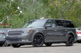 Used 2017 Ford Flex Limited - AWD for sale in Ottawa, ON