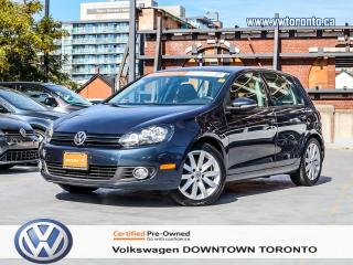Used 2013 Volkswagen Golf HIGHLINE 2.5L for sale in Toronto, ON