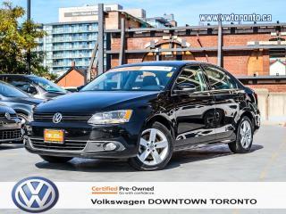 Used 2013 Volkswagen Jetta 0% FINANCE COMFORTLINE TDI for sale in Toronto, ON
