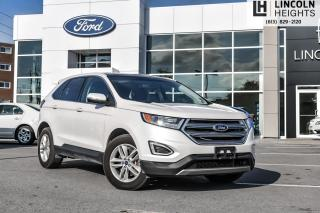 Used 2016 Ford Edge SEL AWD for sale in Ottawa, ON