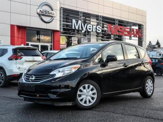 Used 2014 Nissan Versa Note SV heated seats, cruise control, tilt steering, power locks, CD, Bluetooth, A/C for sale in Orleans, ON