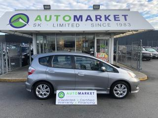 Used 2009 Honda Fit Sport 5-Speed YOU WORK/YOU DRIVE!! for sale in Langley, BC