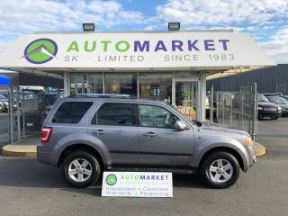 Used 2008 Ford Escape Hybrid FWD HYBRID! FUEL MISER! for sale in Langley, BC
