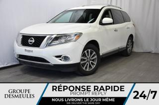 Used 2013 Nissan Pathfinder SL * 4X4 * V6 * CUIR * ÉCRAN * for sale in Laval, QC