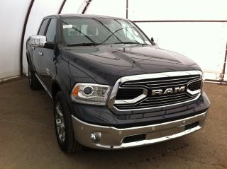 Used 2018 RAM 1500 Longhorn Limited EcoDiesel for sale in Ottawa, ON