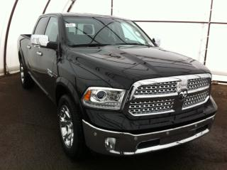 Used 2018 RAM 1500 LARAMIE ECODIESEL for sale in Ottawa, ON