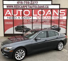 Used 2014 BMW 320i xDrive 320Xi-ALL CREDIT ACCEPTED for sale in Scarborough, ON