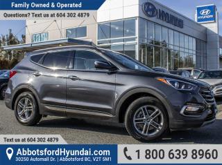 Used 2018 Hyundai Santa Fe Sport 2.4 Premium ACCIDENT FREE for sale in Abbotsford, BC