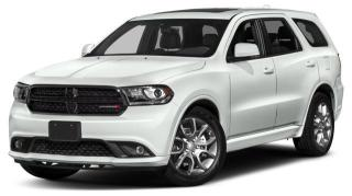 New 2019 Dodge Durango R/T for sale in Surrey, BC